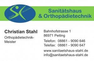Christian Stahl Sanitätshaus