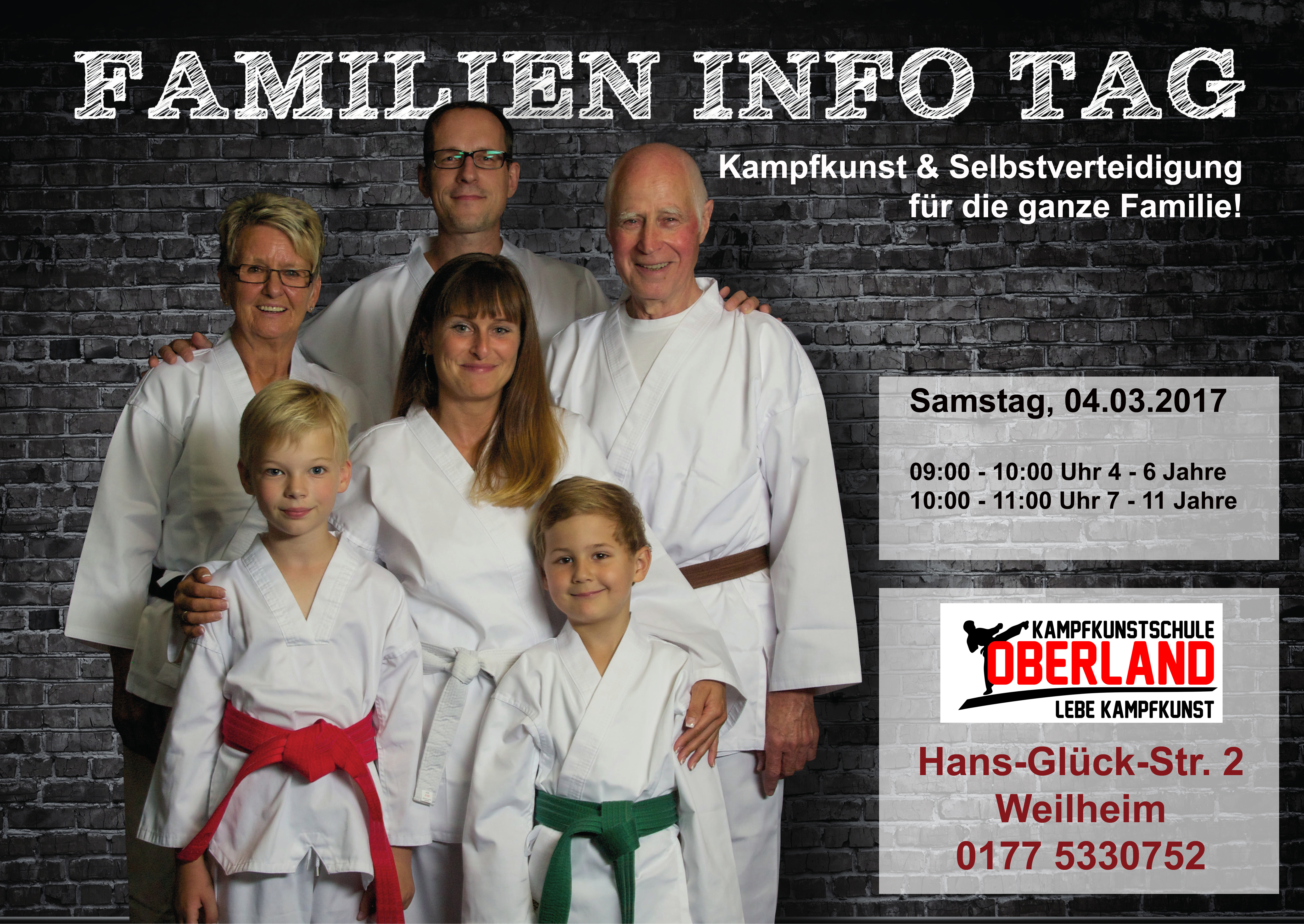 Familien Info Tag 20.02.2017